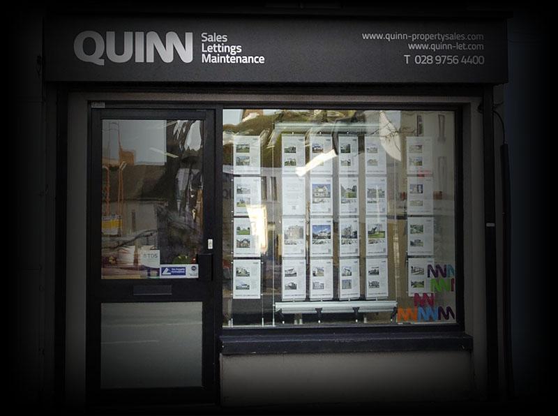 Quinn Property Sales Ballynahinch