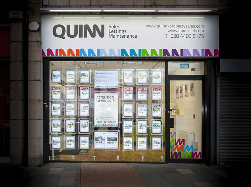 Quinn Property Sales & Lettings Specialists (Downpatrick)