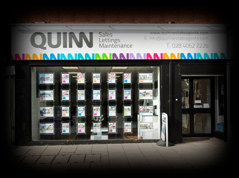 Banbridge Office Front